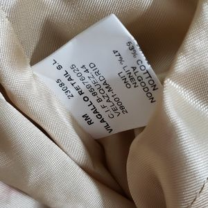 Vilagallo Jackets & Coats - Vilagallo Linen Blend Blazer Jacket